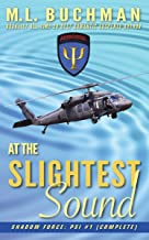 At the Slightest Sound (Shadowforce: Psi Book 1)