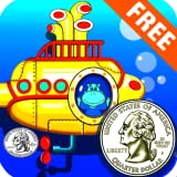 Amazing Coin(USD): Educational Money learning & counting games for kids free