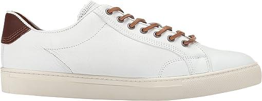 White Soft Full Grain Leather