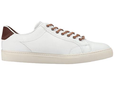 Black Frye Mens Walker Low Lace Sneaker 11.5 M US