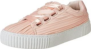 VERO MODA Women's Vmsane Satin Sneakers