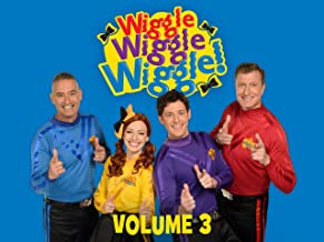 The Wiggles, Wiggle, Wiggle,Wiggle! Volume 3