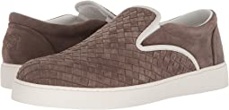 Bottega Veneta - Dodger II Suede Slip-On Sneaker