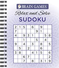 Brain Games – Relax and Solve: Sudoku (Purple)
