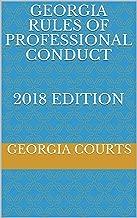 georgia rules of professional conduct