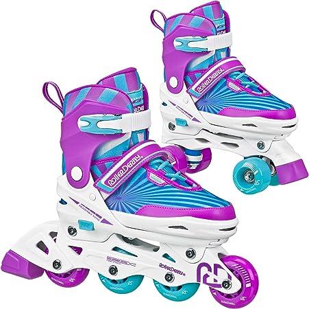 Flux Boys Inline//Roller Combo Skate