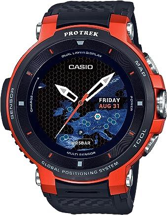 [カシオ]CASIO スマートアウトドアウォッチ プロトレックスマート GPS搭載 WSD-F30-RG メンズ