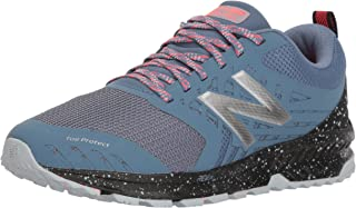 New Balance Womens Nitrel v1 FuelCore Trail Running Shoe, Reflection, ...
