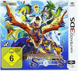 3DS Monster Hunter Stories. Für Nintendo 3DS