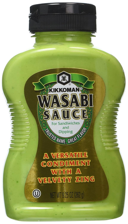 Kikkoman Wasabi Ranking TOP8 Sauce 9.25oz 5 ☆ popular of Bottle 2 Pack