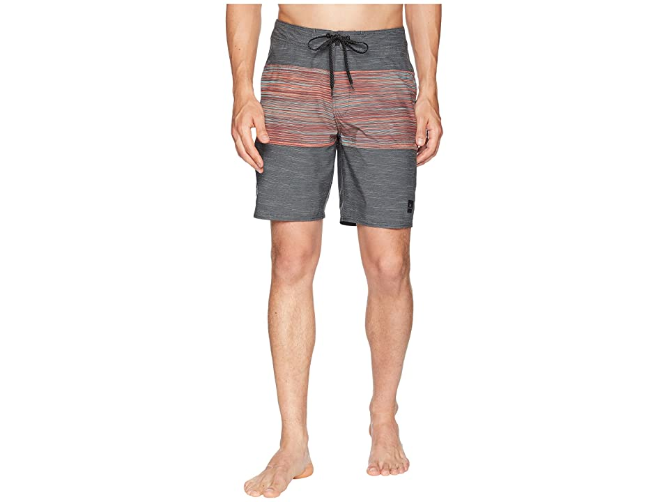 Rip Curl Mirage Wilko Classic Boardshorts (Black) Men