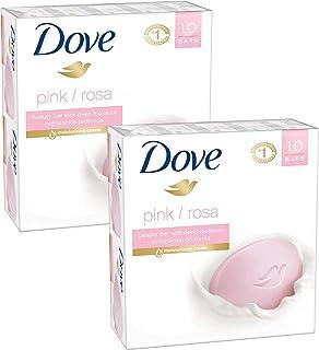 Dove Beauty Bar, Pink, 4 oz, 20 bar