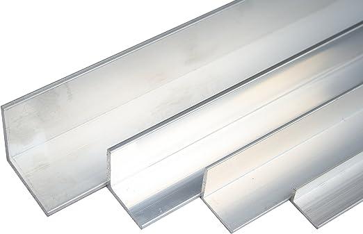 Aluminium Winkel Aluwinkel Walzblankes Aluprofil Winkelprofil 40x40x5mm 2000mm