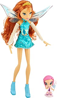 Winx Club Bloom Doll and Lockette Pixie (2005)