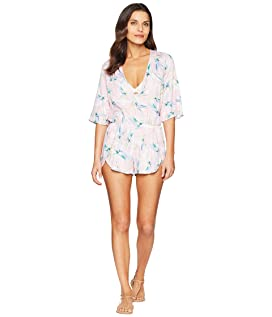 Pastel Paradise Romper Cover-Up