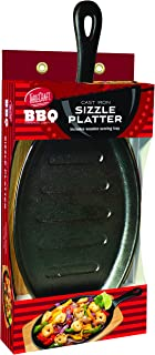 Best sizzler plate with wooden base Reviews
