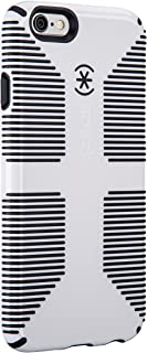 Speck Products CandyShell Grip Case for iPhone 6/6S - White/Black