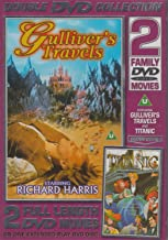 Richard Harris - Double Dvd Collection - Gulliver's Travels, Titanic - [DVD]