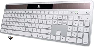 Logitech 无线太阳能键盘 K750 Mac - 银色