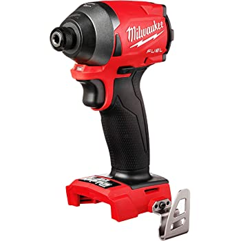 "Milwaukee 2853-20 M18 FUEL 1/4"" Hex impact Driver (Bare Tool)-Torque 1800 in lbs (Renewed)"