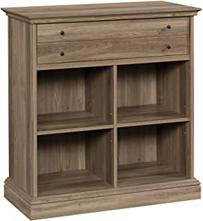 "Sauder Barrister Lane Entryway Storage, L: 34.41"" x W: 16.77"" x H: 36.02"", Salt Oak"