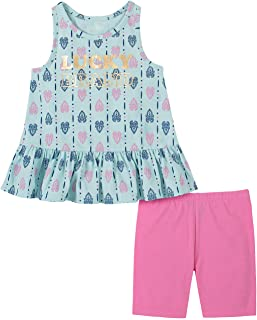 Lucky Sets (KHQ) Girls' Short Set
