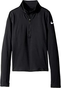 Nike Kids Pro Warm 1/2 Zip Top (Little Kids/Big Kids)