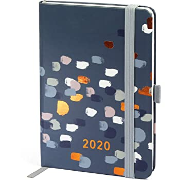 Boxclever Press Perfect Year 2020 Diary. A6 Weekly Planner Runs Jan' - Dec' 2020. Pocket Diary 2020 with Monthly Overview Pages, Space for Notes & to Do Lists. Perfect for The Home, Office or Bag!