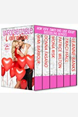 Unforgettable Valentine: Hearts of Love (The Unforgettables Book 4) Kindle Edition