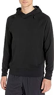 Peak Velocity Amazon Brand Men's Yoga Luxe Fleece Pullover Hoodie