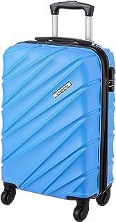 United Colors of Benetton Roadster Hardcase Luggage ABS 57 cms Sky Blue Hardsided Cabin Luggage (0IP6HAB20B02I) - 22 Inch