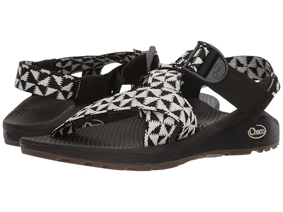 Chaco Mega Z Cloud (Barred Black/White) Women
