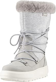 Geox D Kaula B ABX C, Botas de Nieve para Mujer