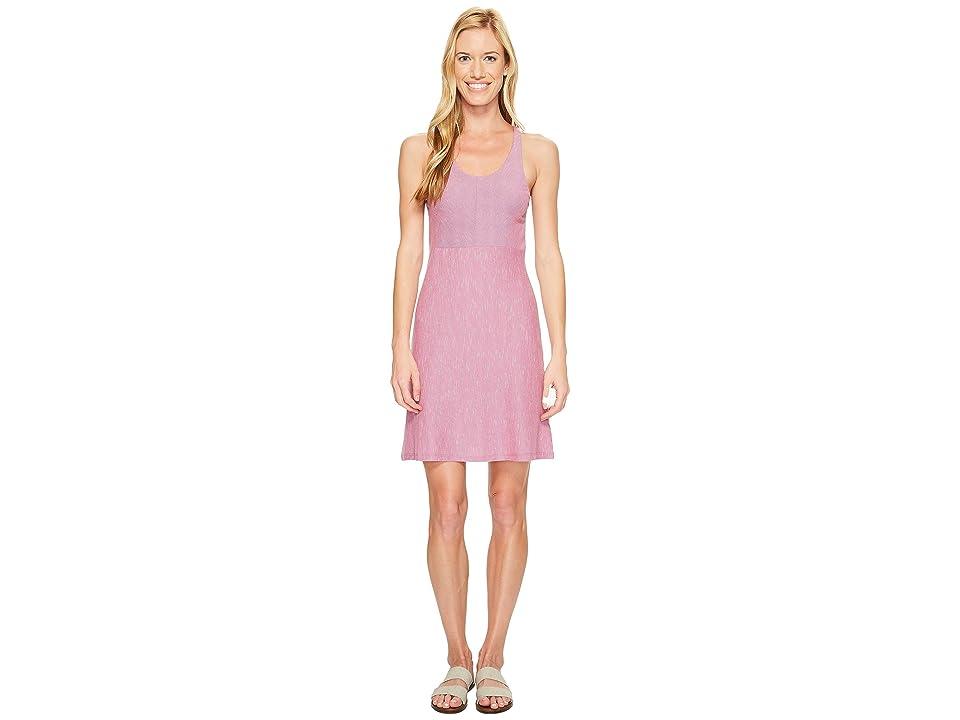 Mountain Khakis Contour Dress (Wisteria/Linen) Women