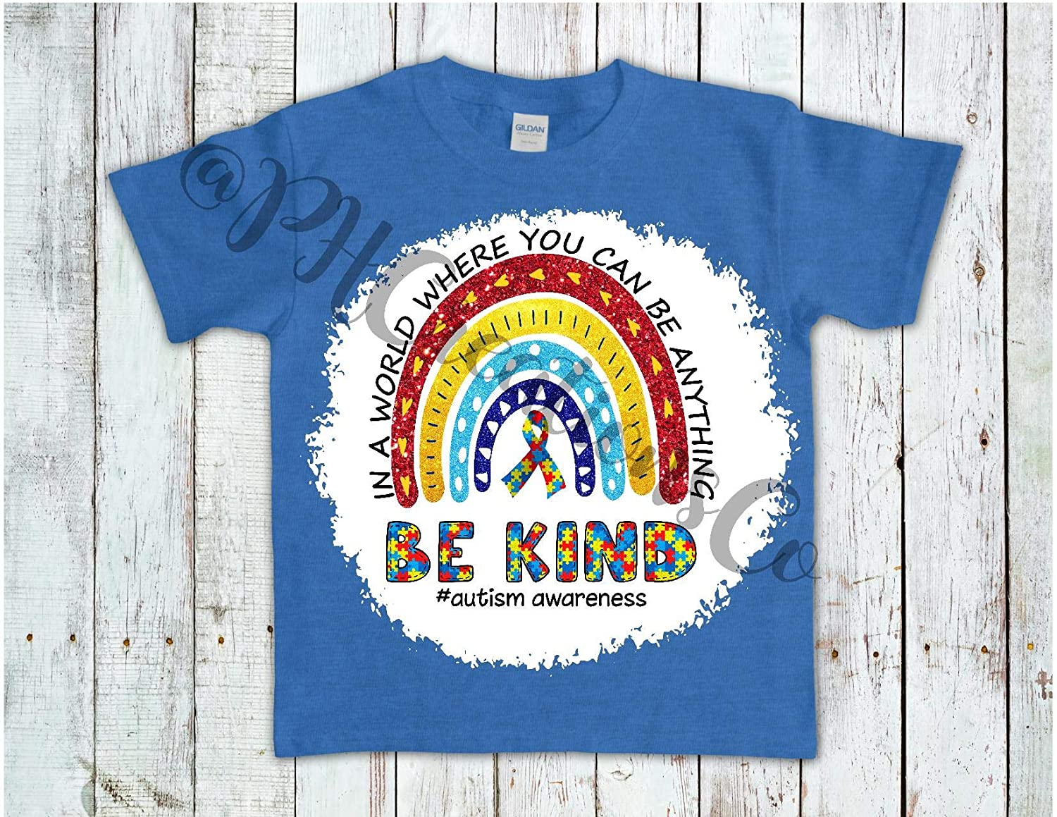 New 100% quality warranty! product type Be Kind Autism Youth Tee