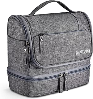 Amazon.com  Men s - Toiletry Bags   Bags   Cases  Beauty   Personal Care 1541422d41238