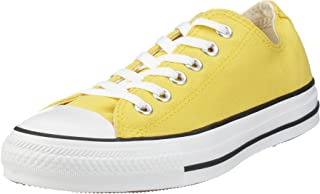 converse basse jaune femme