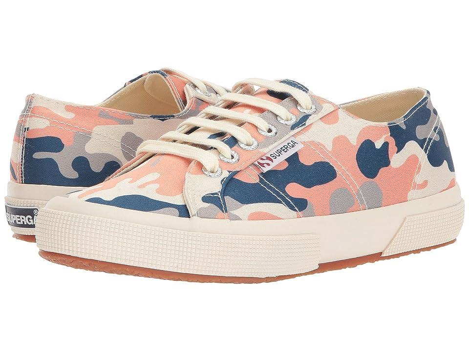 Superga 2750 Rasocamow Sneaker (Navy Multi) Women