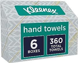 Kleenex Hand Towels, 60 Disposable Towels per Box