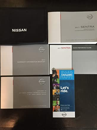 nissan sentra owners manual 2011