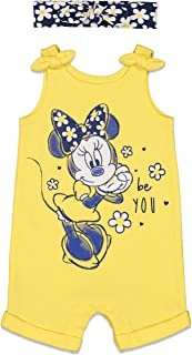Disney Minnie Mouse Girls Romper
