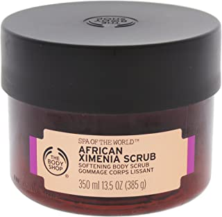 The Body Shop Spa of the World African Ximenia Body Scrub, 13.5 Ounce
