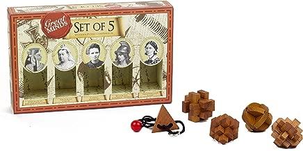 Professor Puzzle Great Minds Set of Five (Female)