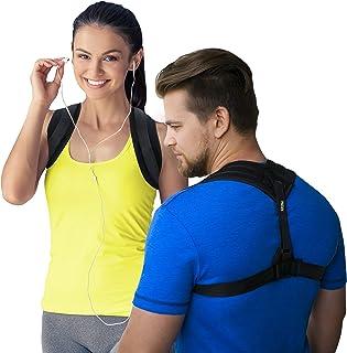 Posture Corrector for Women Men - Posture Corrector Comfort - Back Posture Brace - Adjustable Clavicle Brace - Sports Posture Support - Upper Back Brace - Shoulder Support