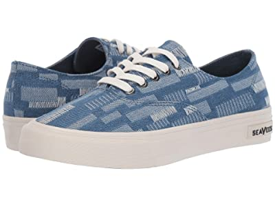 SeaVees Legend Sneaker Embroidery (Stitched Denim) Women
