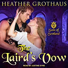 Laird's Vow: Sons of Scotland, Book 1