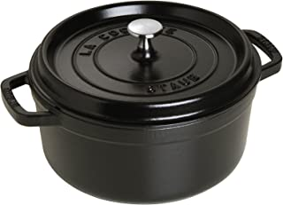 Best staub 4 qt cast iron Reviews