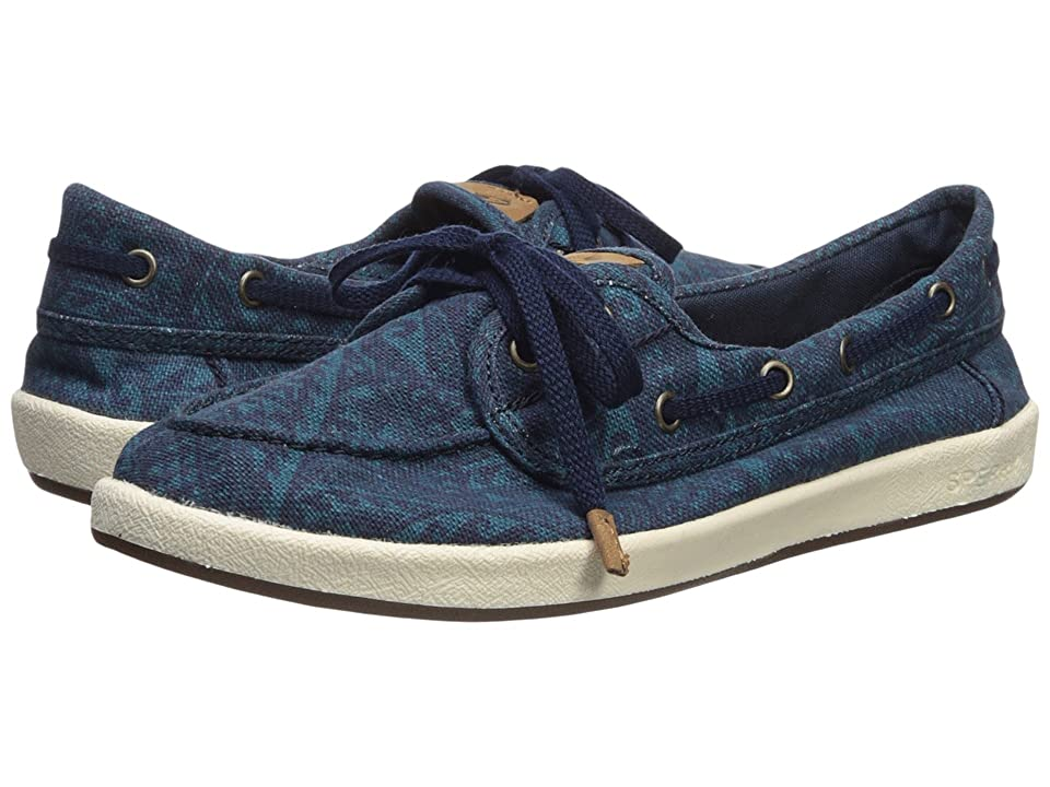 Sperry Drift Hale Tribal (Navy Multi) Women