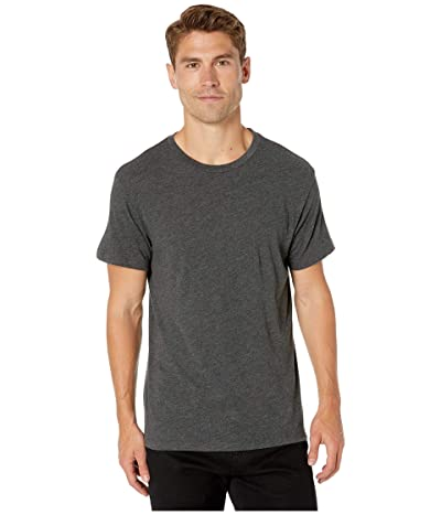 RVCA Solo Label T-Shirt (Black) Men