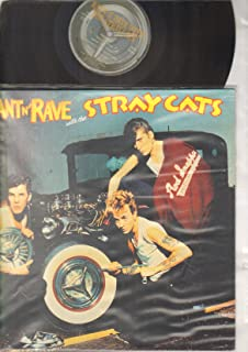 Rant N' Rave - LP Vinyl Record - Stray Cats